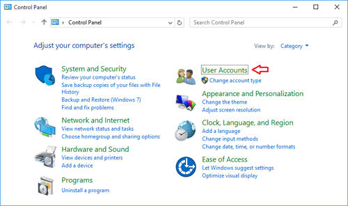 windows 10 password without reset disk