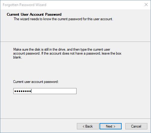 كيفية إنشاء  ملف اعادة تعيين باسورد ويندوز 10 نسيان باسورد الويندوز
