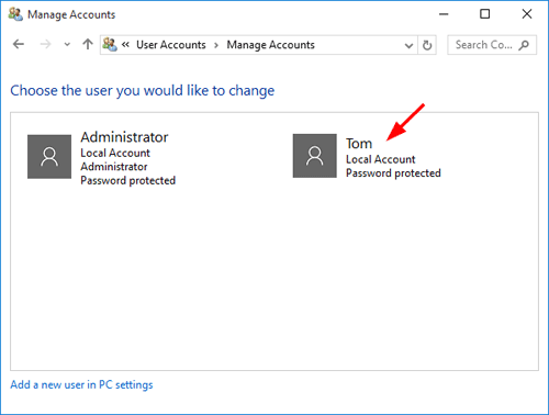 how to set administrator privileges in windows 7