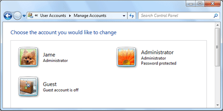 How to Reset Windows 7 Administrator Password By Yourself