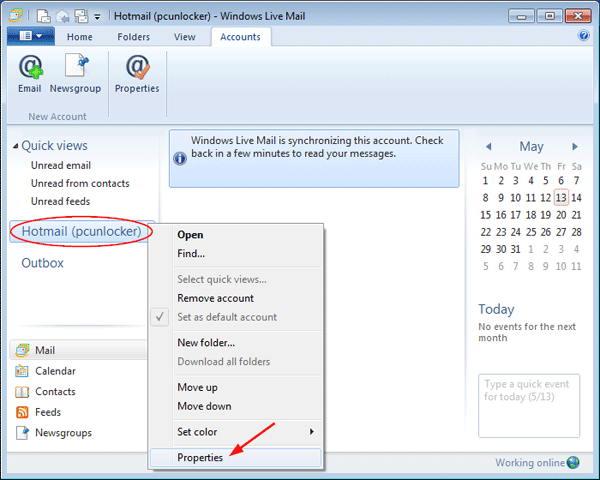 How to Recover Email Password from Windows Live Mail
