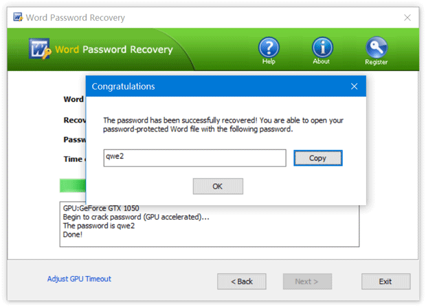 microsoft word 2016 password cracker free download